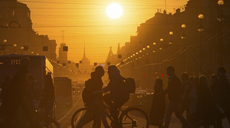 Колесов пообещал жару в Петербурге