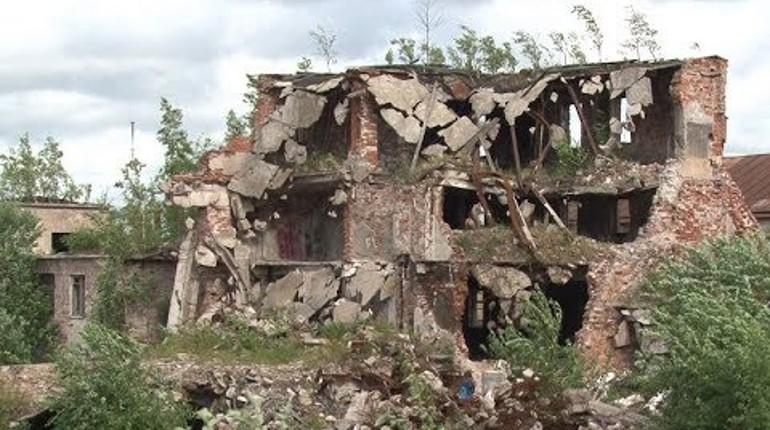 Выборгские консервы: руины квартала Сета Солберга спрячут вместо реставрации