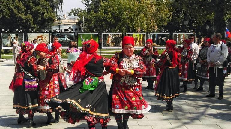 В Петербурге впервые пройдет удмуртский праздник Гербер