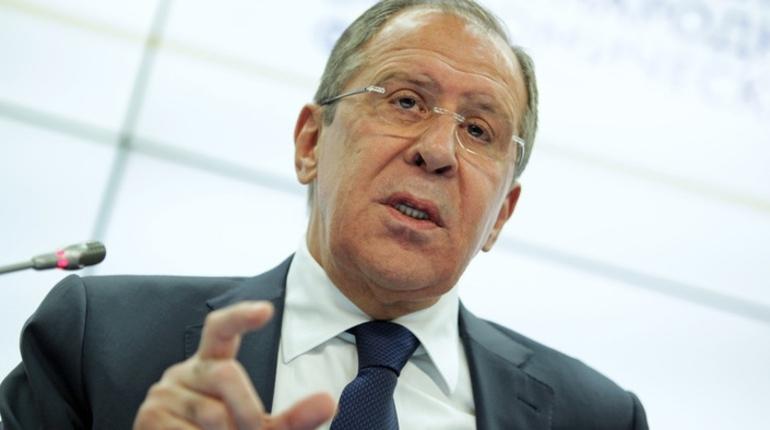 Россия передумала отправлять Лаврова в Грецию
