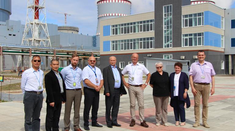 Международные эксперты проверили новый блок ЛАЭС