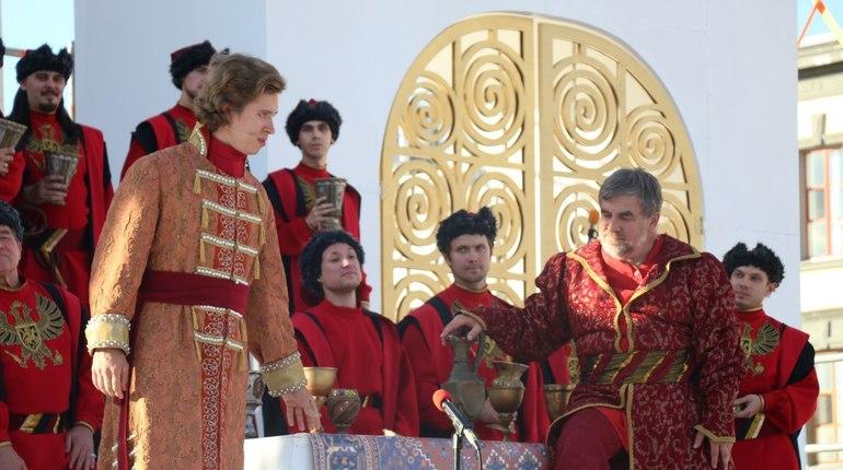 «Опера — всем» собрала аншлаг в Петербурге