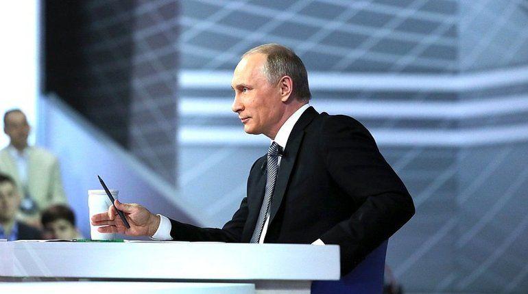 Владимир Путин подписал указ о присяге при вступлении в гражданство РФ