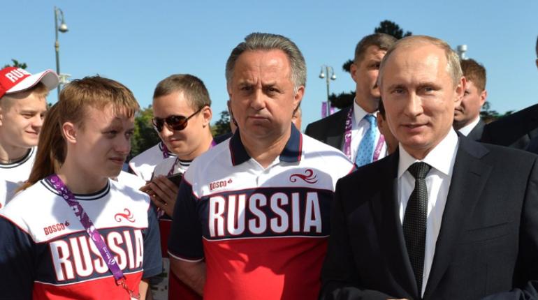 СМИ: Мутко запретили подходить к президенту ФИФА