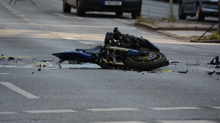 В Ленобласти два подростка разбились насмерть на мотоцикле