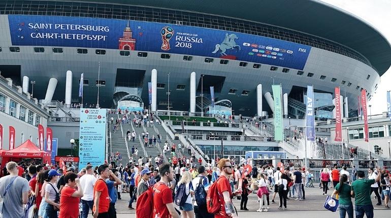 Матч за третье место ЧМ в Петербурге не собрал аншлаг