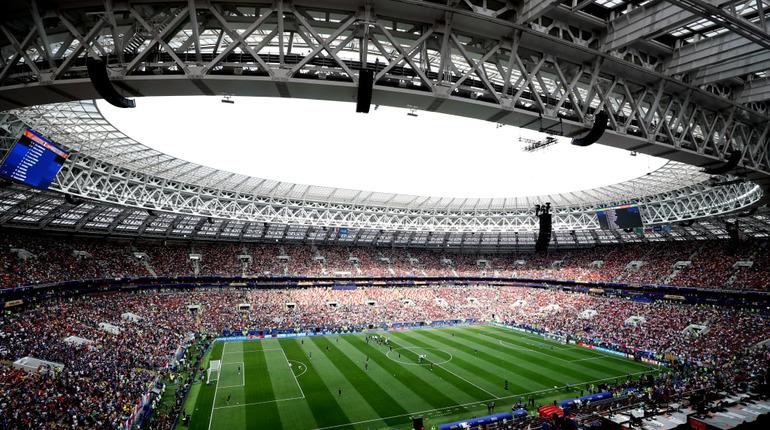 Чемпионат мира по футболу подошел к логическому завершению. В Москве начался финальный матч первенства между сборными Франции и Хорватии.