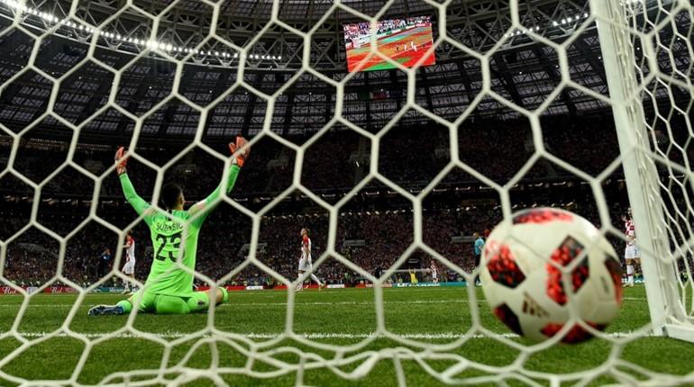 Франция стала чемпионом мира по футболу во второй раз