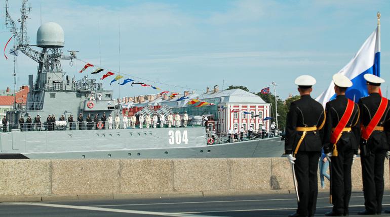 Ко Дню ВМФ России в Петербурге подготовлена масштабная культурная программа.