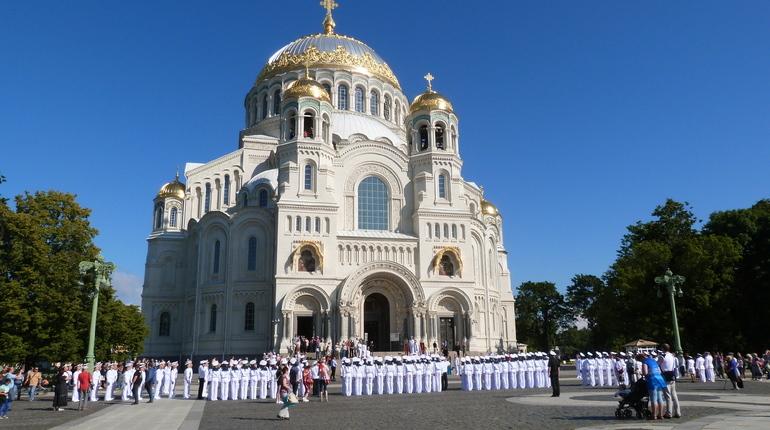 Вчера, 15 июля, вице-губернатор Санкт-Петербурга отправился в Кронштадт с проверкой.
