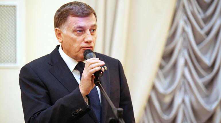 Председатель Законодательного собрания Петербурга Вячеслав Макаров назвал прошедший в России чемпионат мира по футболу 2018 важнейшим мировым спортивным событием.
