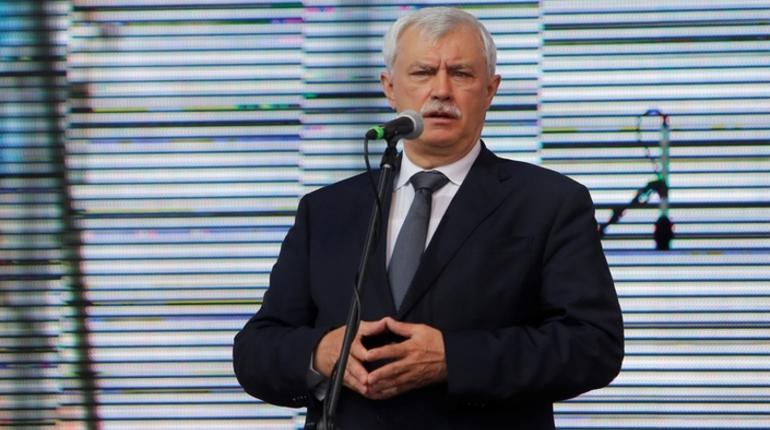 Губернатор Санкт-Петербурга Георгий Полтавченко поблагодарил всех причастных к успешному проведению Чемпионата мира по футболу 2018 года