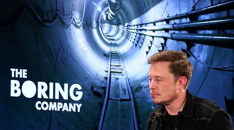Бизнесмен Илон Маск назвал