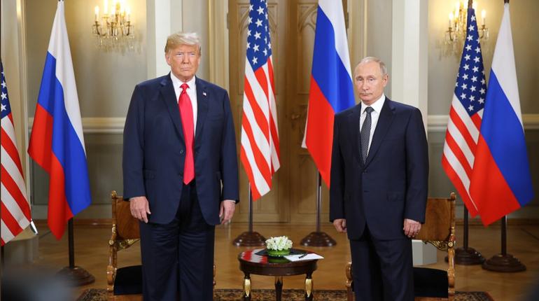 Президент России Владимир Путин рассказал об итогах встречи с американским лидером Дональдом Трампом. Об этом сообщает пресс-служба Кремля.