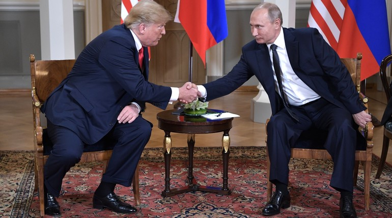 Американский президент Дональд Трамп сообщил, что по итогам встречи с российским коллегой Владимиром Путиным им удалось прийти к