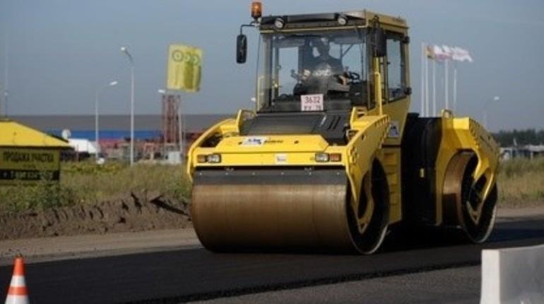В Ленинградской области завершился капитальный ремонт региональной трассы  во Всеволожском районе.