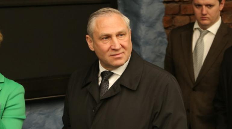 Виктор Миненко может стать главой петербургского избиркома