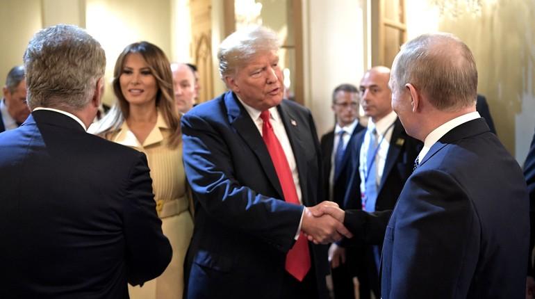 Для Трампа общение с Путиным оказалось лучше саммита НАТО