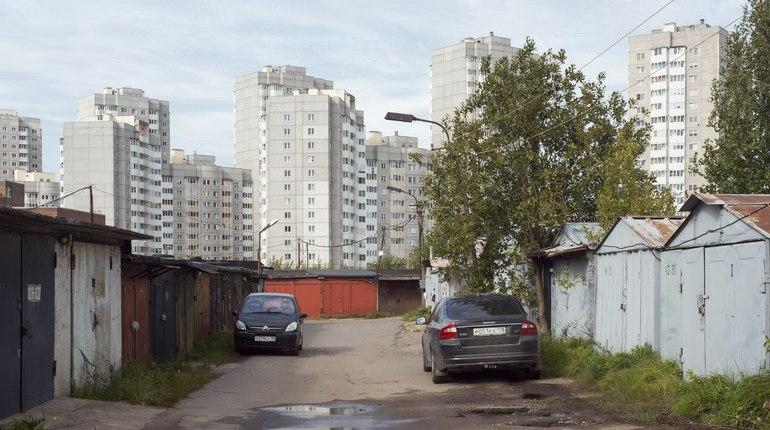 Петербургским гаражам светит московский снос