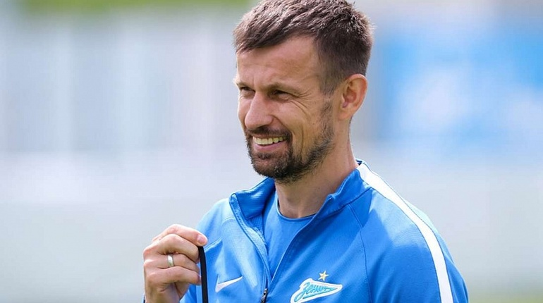 Главный тренер петербургского
