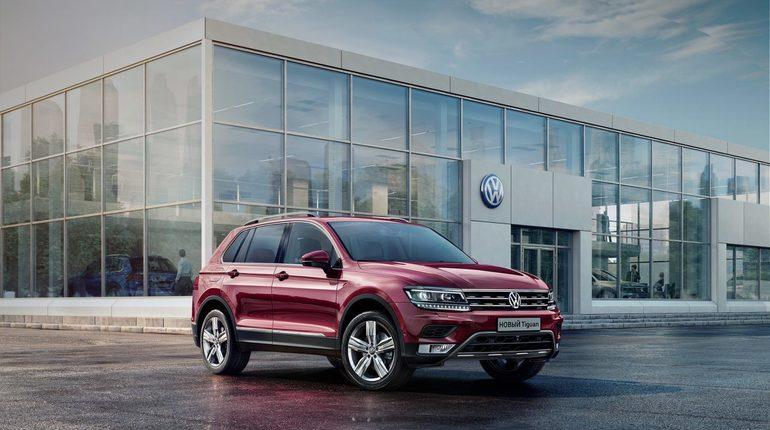Аналитики составили рейтинг самых продаваемых подержанных внедорожников и кроссоверов в Петербурге. Первое место занял Volkswagen Tiguan.