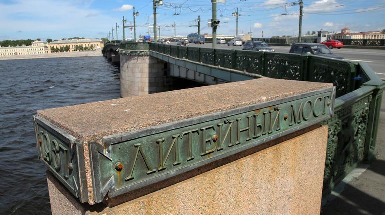 Ночью в Петербурге разведут не все мосты