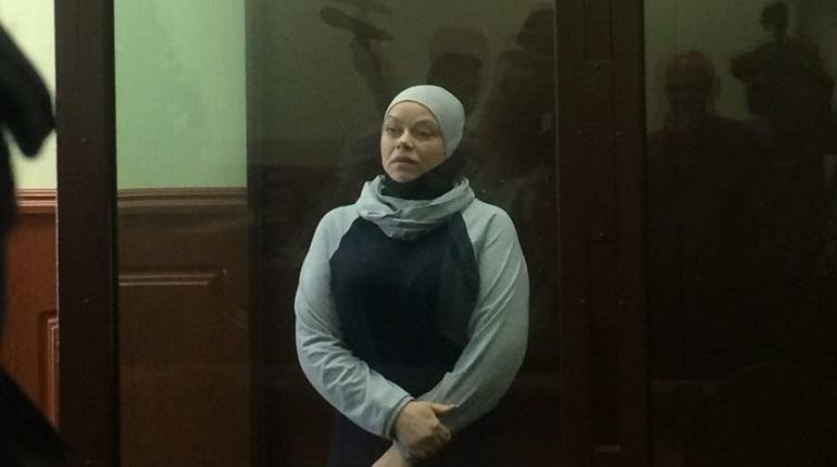 Обвиняемую в терроризме Беспалову отправили на 5 лет в колонию