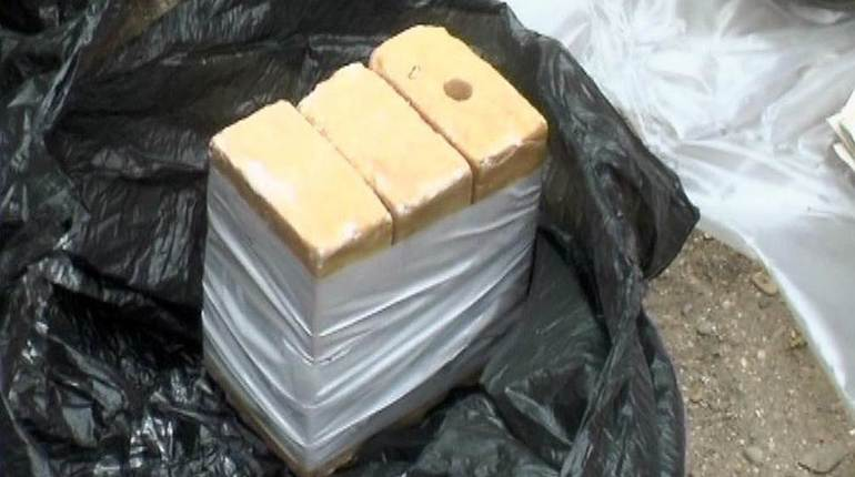 В Ленобласти задержали мужчину с 2 кг тротила
