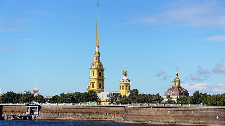 Погода в последний раз на неделе порадует петербуржцев солнцем