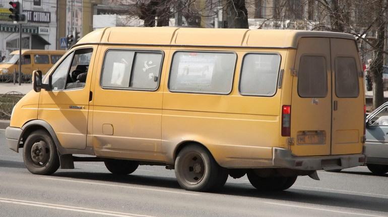 В Петербурге маршрутчик перестроился и попал под статью