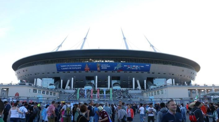 В Петербурге прошла церемония спецпогашения почтовых марок к мундиалю. На ней сообщили, что матчи ЧМ посетили 448686 болельщиков из 179 стран