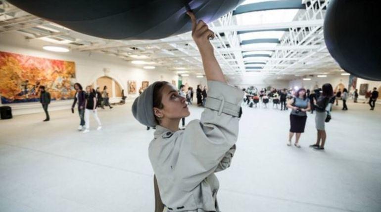 Гости «Манежа» смогут поближе познакомиться с современным искусством