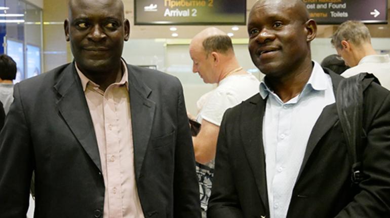 Военные врачи из Зимбабве и Мьяны будут участвовать в эстафете в Петербурге