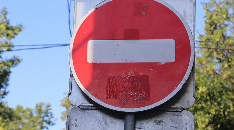 Водителей в Петербурге ждут новые ограничения движения с 21 июля