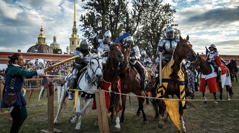 В Петропавловской крепости продолжается «Битва на Неве»