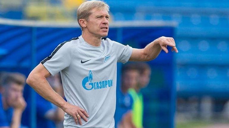 Горшков прокомментировал поражение «Зенита-2» во 2-м туре ФНЛ