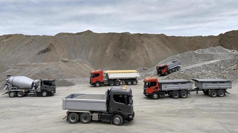 Scania будет выпускать в Петербурге грузовики нового поколения