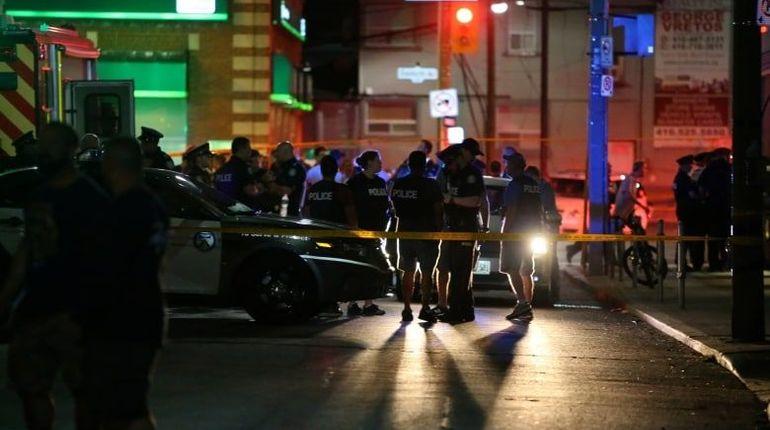 Жертвой стрельбы в Торонто стал еще один человек