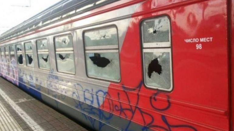 Октябрьская железная дорога подсчитала ущерб от действий вандалов