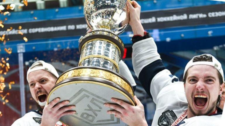 Гости VK Fest смогут сфотографироваться с хоккейным Кубком Петрова