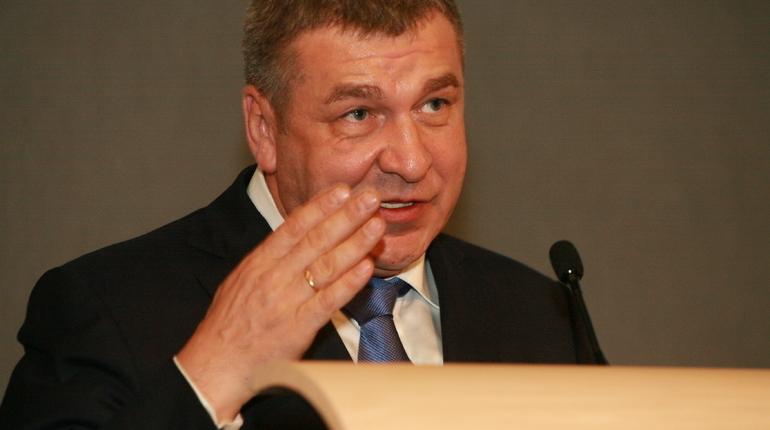 Албин: Петербург может стать центром сотрудничества между Европой и Азией