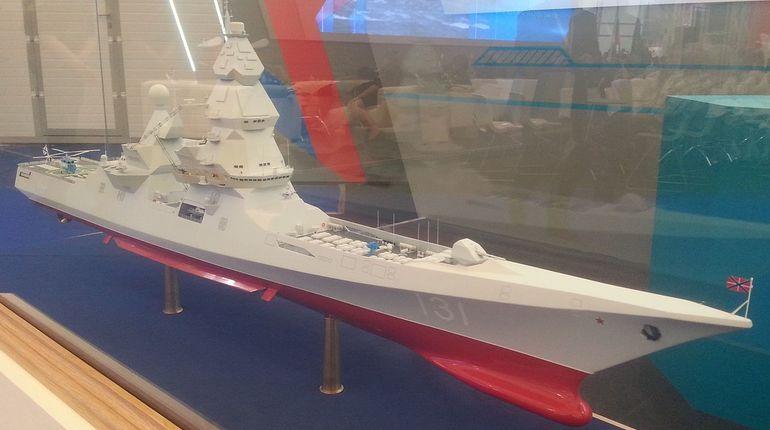 В Петербурге разрабатывают самый вооруженный в мире корабль — СМИ