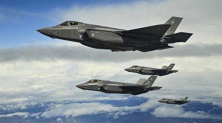 Конгресс США может заблокировать поставки истребителей F-35 в Турцию