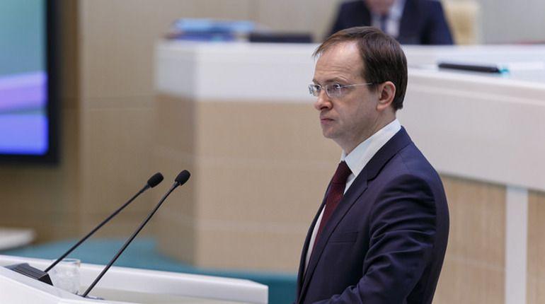 Владимир Мединский объявил, что в Российской Федерации несмогут снять «Игру престолов»