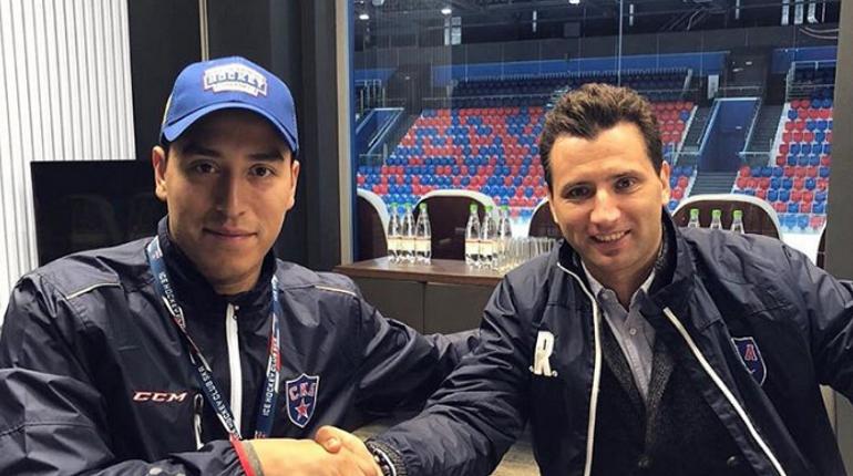 СКА подписал контракт с канадским тренером
