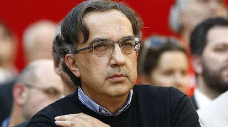 Бывший глава Fiat Chrysler Серджо Маркьонне скончался