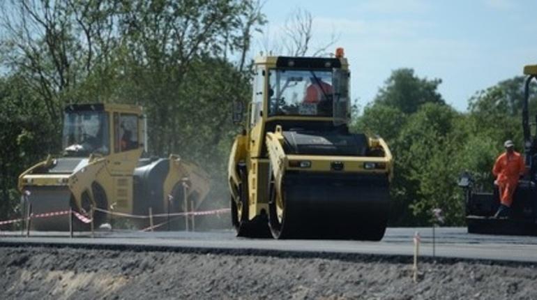 Для ремонта дорог Ленобласти применяют инновационный технологии