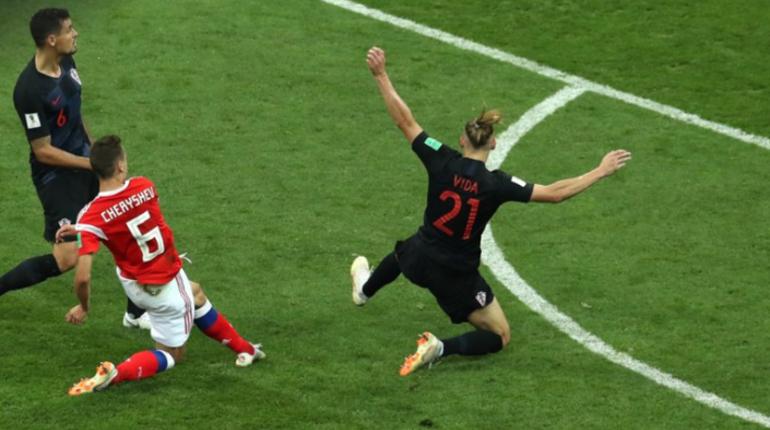 Болельщики признали гол Павара лучшим на ЧМ-2018