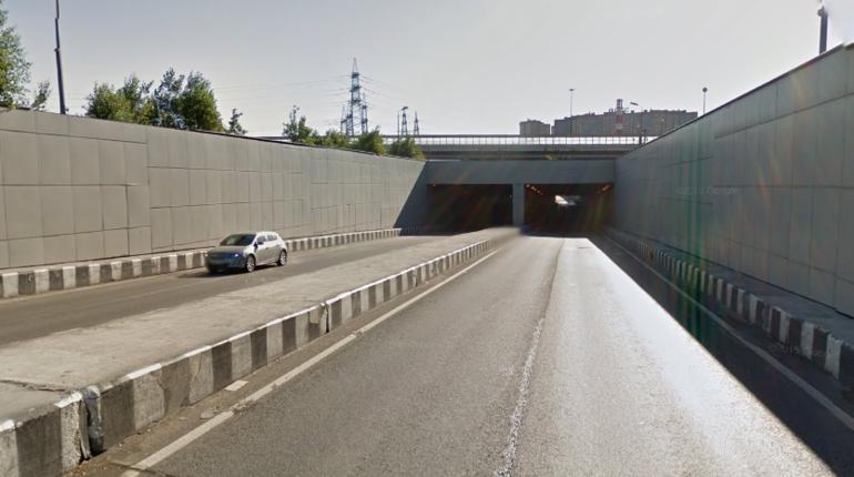 В Токсовском тоннеле на ночь введут реверсивное движение