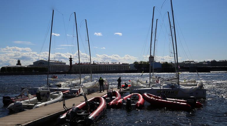 Выборгский морской порт перестал принимать иностранные яхты